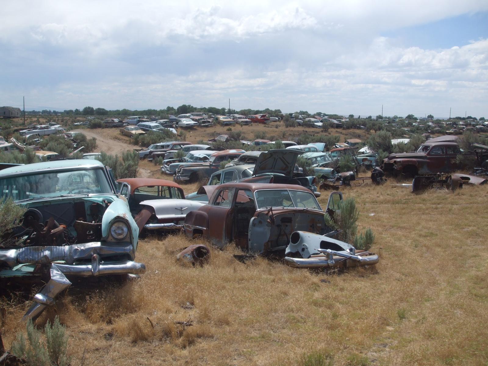 Junkyard Auto Body Parts Pictures